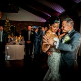 a classically beautiful wedding at Colshaw Hall (c) James Tracey Photography (62)