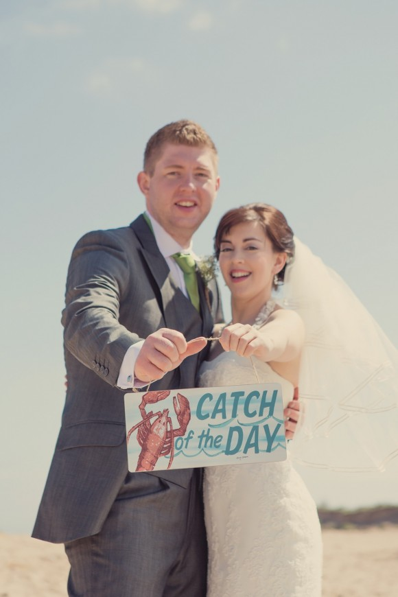 catch of the day. a home made wedding at the alnwick garden – jancis & casey