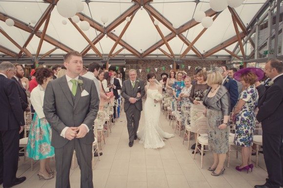 a vintage themed wedding at The Alnwick Garden (c) Lissa Alexandra Photography  (49)
