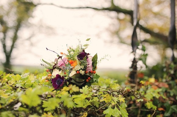 a winter wedding at Priory Cottages (c) Helen Russell Photography (35)