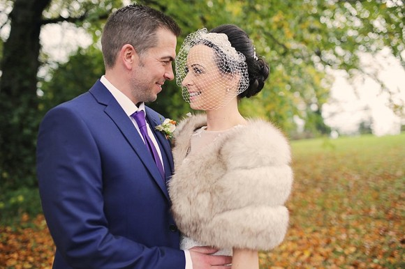 an autumn affair. a stylish winter wedding at priory cottages – jude & colin