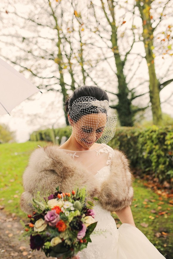 a winter wedding at Priory Cottages (c) Helen Russell Photography (45)