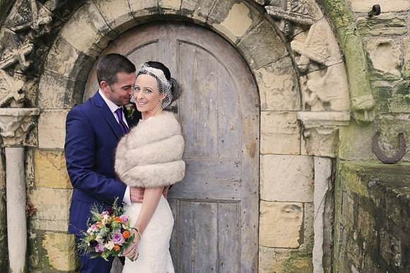 a winter wedding at Priory Cottages (c) Helen Russell Photography (52)