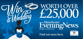 Win A Wedding With The Manchester Evening News