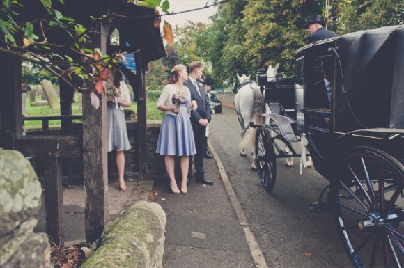 a classy wedding at Hassop Hall (c) Kate Cooper Photography (11)