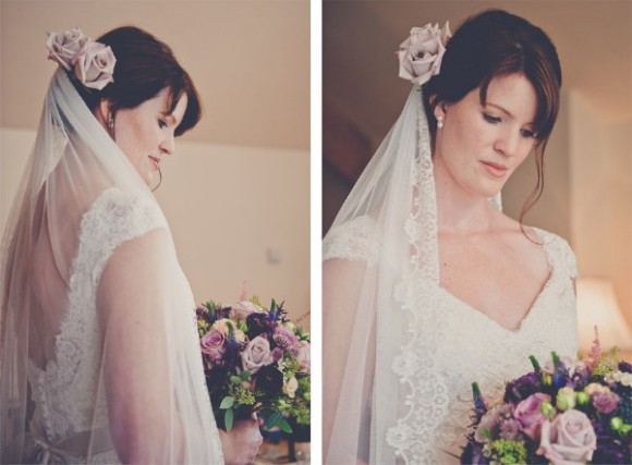 a classy wedding at Hassop Hall (c) Kate Cooper Photography (7)