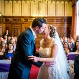 a colourful wedding at The Palace Hotel in Manchester - Kate & Chris (15)