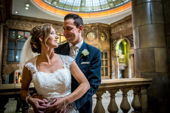 a colourful wedding at The Palace Hotel in Manchester - Kate & Chris (25)