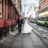 a colourful wedding at The Palace Hotel in Manchester - Kate & Chris (31)