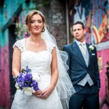 a colourful wedding at The Palace Hotel in Manchester - Kate & Chris (36)