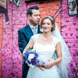 a colourful wedding at The Palace Hotel in Manchester - Kate & Chris (39)
