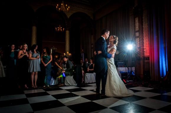 a colourful wedding at The Palace Hotel in Manchester - Kate & Chris (54)