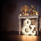 a cute and kitsch wedding at The Lantern Theatre (c) Weddings By Smith (14)