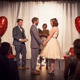 a cute and kitsch wedding at The Lantern Theatre (c) Weddings By Smith (16)
