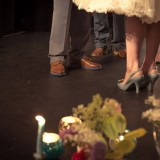 a cute and kitsch wedding at The Lantern Theatre (c) Weddings By Smith (18)