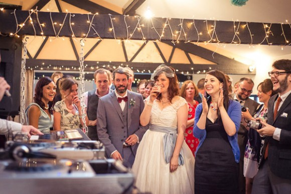 a cute and kitsch wedding at The Lantern Theatre (c) Weddings By Smith (49)