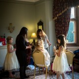 a glittering winer wedding at Ellingham Hall (c) Focal Point Photography (16)