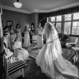 a glittering winer wedding at Ellingham Hall (c) Focal Point Photography (27)