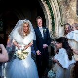 a glittering winer wedding at Ellingham Hall (c) Focal Point Photography (56)