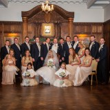 a glittering winer wedding at Ellingham Hall (c) Focal Point Photography (64)