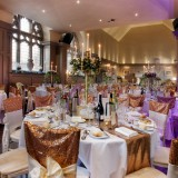 a glittering winer wedding at Ellingham Hall (c) Focal Point Photography (66)