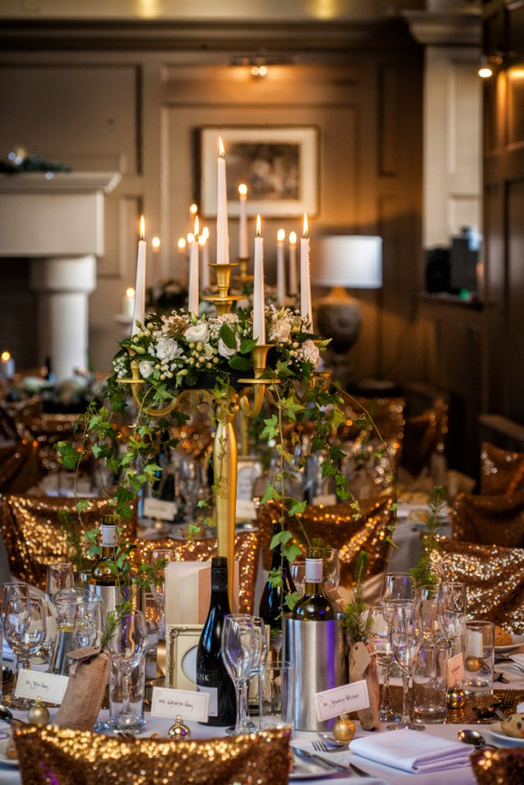 a glittering winer wedding at Ellingham Hall (c) Focal Point Photography (70)