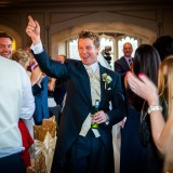 a glittering winer wedding at Ellingham Hall (c) Focal Point Photography (81)