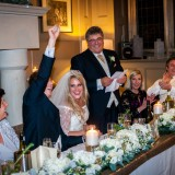 a glittering winer wedding at Ellingham Hall (c) Focal Point Photography (83)