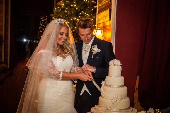 a glittering winer wedding at Ellingham Hall (c) Focal Point Photography (86)