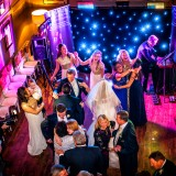 a glittering winer wedding at Ellingham Hall (c) Focal Point Photography (94)