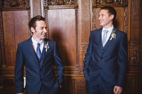 a homemade wedding at Hazlewood Castle by Ian Wallace Photography (14)