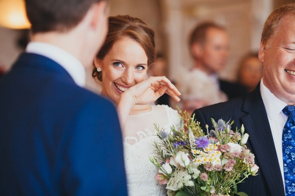 a homemade wedding at Hazlewood Castle by Ian Wallace Photography (19)