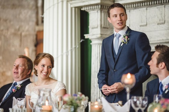 a homemade wedding at Hazlewood Castle by Ian Wallace Photography (30)