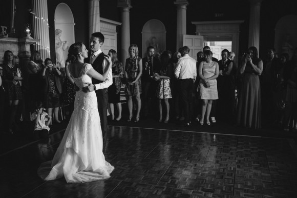 a homemade wedding at Hazlewood Castle by Ian Wallace Photography (52)