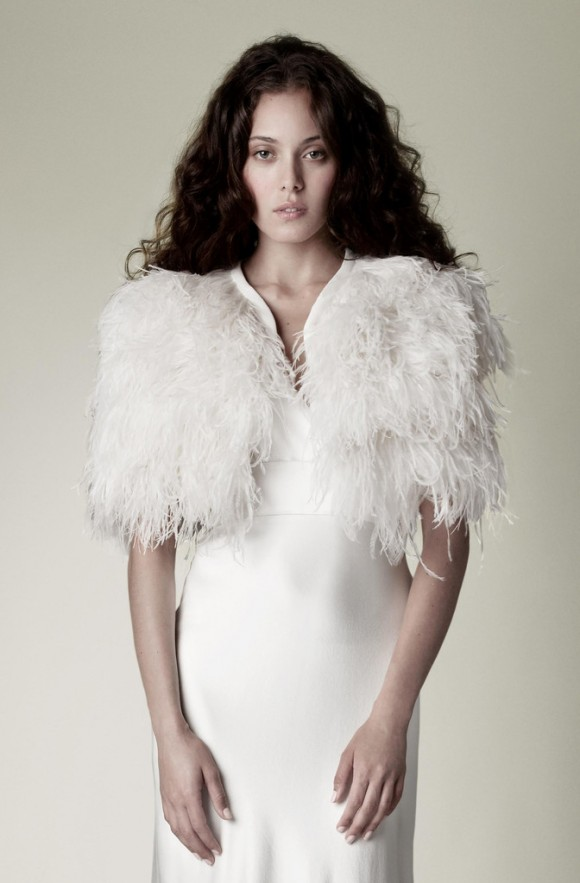 lookbook: flirty feathers