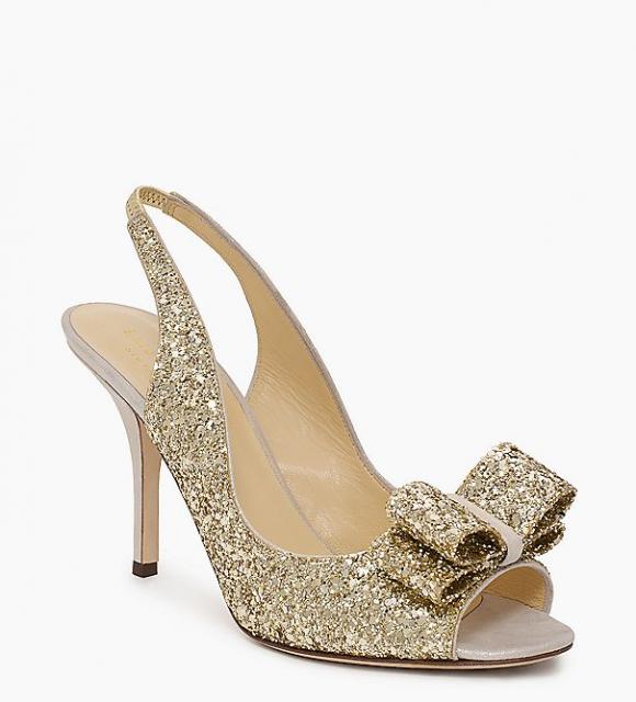 Kate Spade Charm Heels