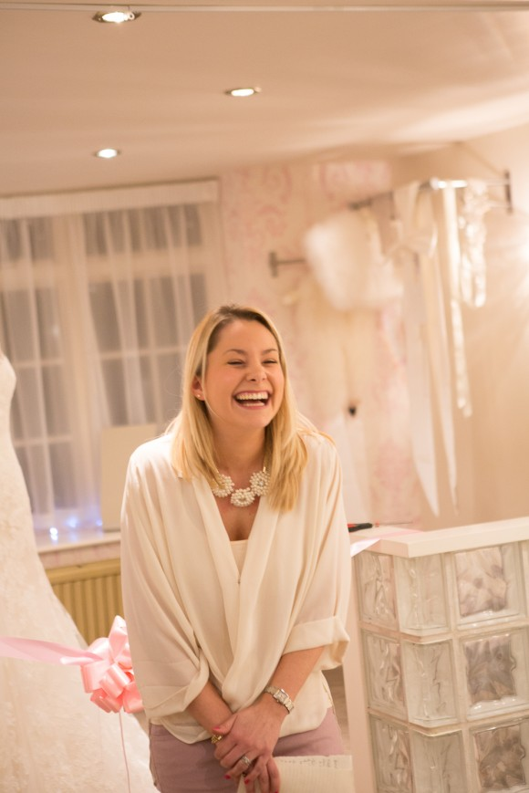 a lovely launch: The Little Pearl Bridal Boutique