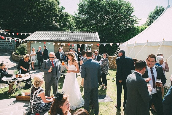 a DIY wedding at home (c) Ed Godden Photography (35)