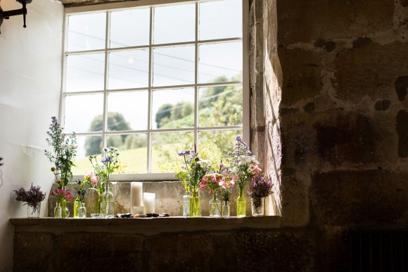 a colourful country wedding at Danby Castle (c) Weddings by Smith (2)