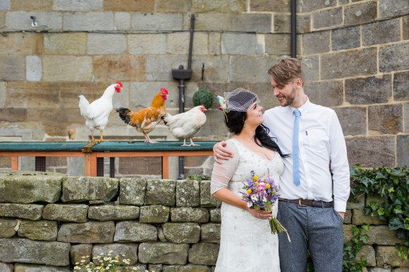 a colourful country wedding at Danby Castle (c) Weddings by Smith (34)