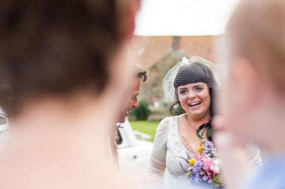 a colourful country wedding at Danby Castle (c) Weddings by Smith (9)