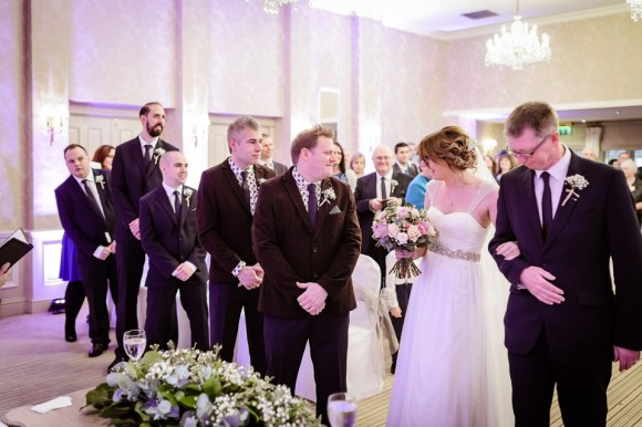 a cute and quirky wedding at Rowton Hall (c) Pixies In The Cellar  (20)