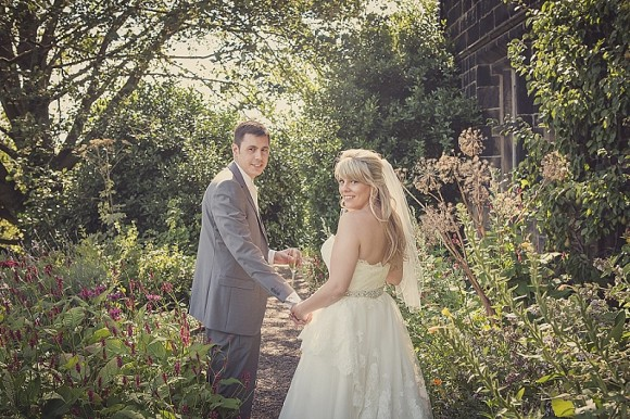 rustic romance. a pretty barn wedding at east riddlesden hall – hollie & mark