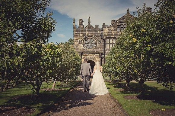 a pretty pink wedding at East Riddlesden Hall (c) Lissa Alexandra Photography (82)