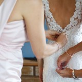 a pretty pink wedding at East Riddlesden Hall (c) Weddings by Smith  (13)
