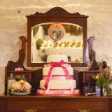 a pretty pink wedding at East Riddlesden Hall (c) Weddings by Smith  (19)