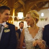 a pretty pink wedding at East Riddlesden Hall (c) Weddings by Smith  (23)