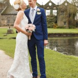 a pretty pink wedding at East Riddlesden Hall (c) Weddings by Smith  (29)