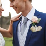 a pretty pink wedding at East Riddlesden Hall (c) Weddings by Smith  (30)