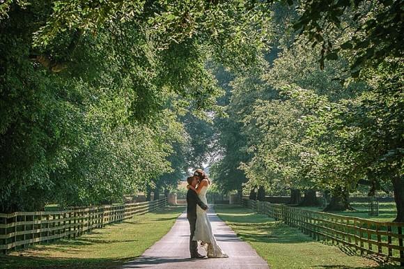 sunny delight. enzoani for an elegant outdoor wedding at middleton lodge – elizabeth & stuart